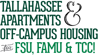 Tallahassee Apartments and Off-Campus Housing for FSU, FAMU & TCC!