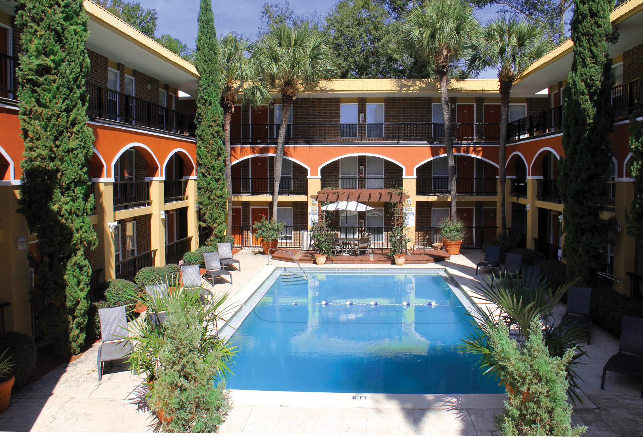 Tallahassee Apartments | The BEST 1 BR Student Apartments